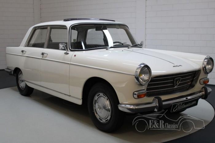 Peugeot 404 1967 a vendre