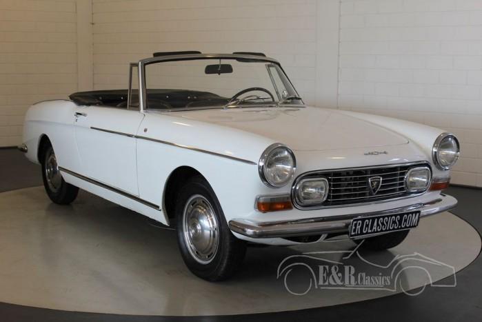 Peugeot 404 injection Cabriolet 1968  a vendre