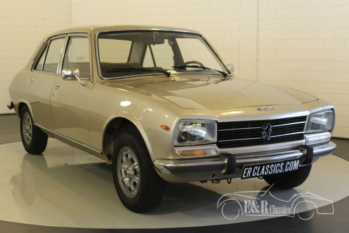 Peugeot 504 berline 1978  a vendre