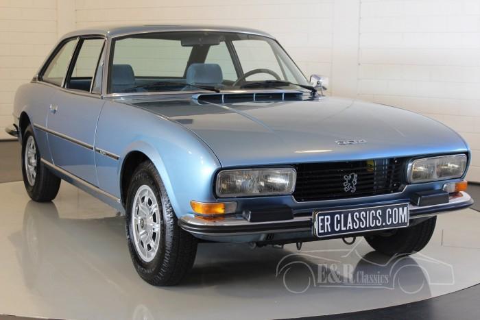 Peugeot 504 Coupe 1978 V6 a vendre