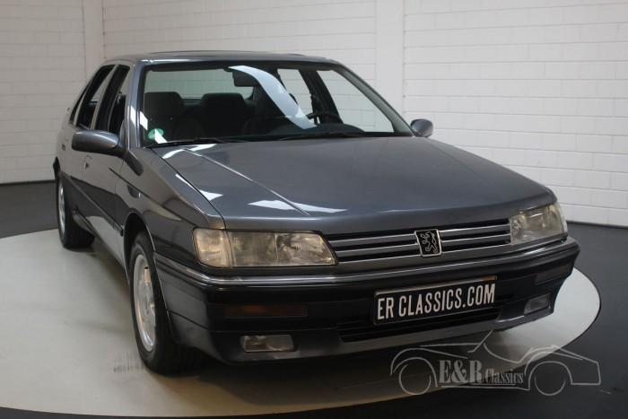 Peugeot 605 SR 3.0 V6 1990  a vendre