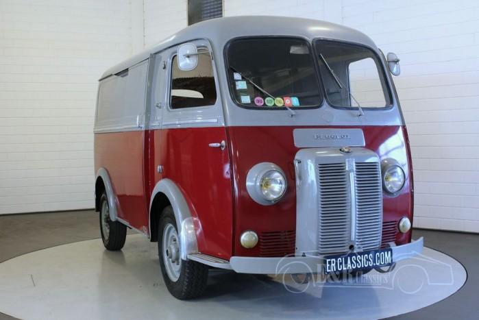 Peugeot D4b bus 1962  a vendre