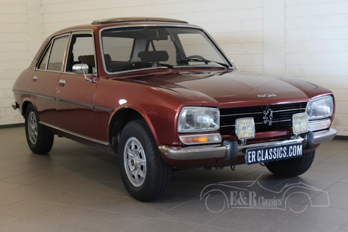 Peugeot 504 Saloon 1978 a vendre