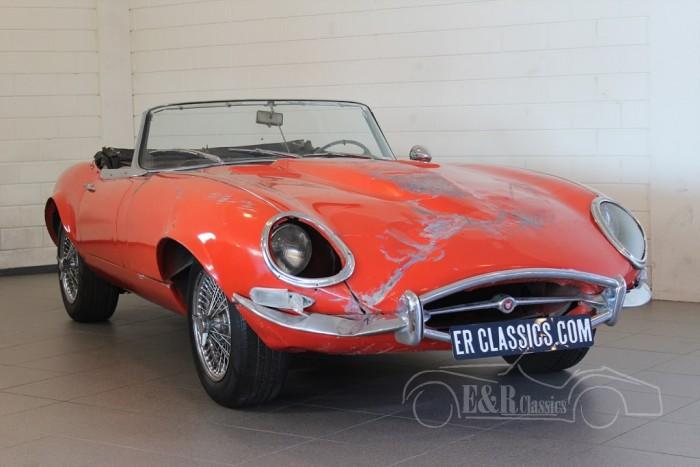 Jaguar E-Type Series 1 Roadster 1962 a vendre