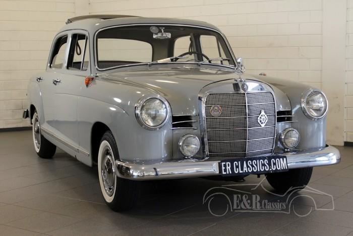 Mercedes Benz 180 C Ponton 1962 a vendre