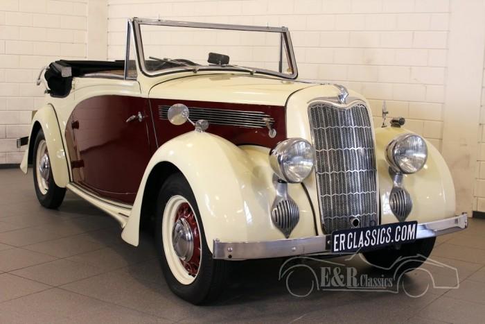 Singer 12 Drophead Coupe 1937 a vendre