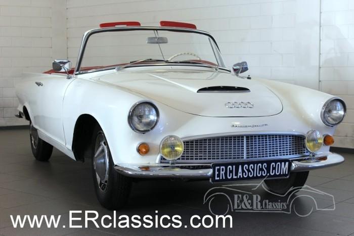 Audi Auto-Union 1000SP 1965 a vendre
