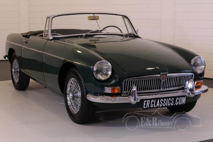 MG MGB Cabriolet 1965 a vendre