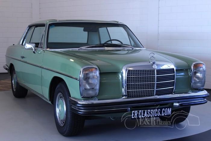 Mercedes Benz 280C Coupe 1972 a vendre