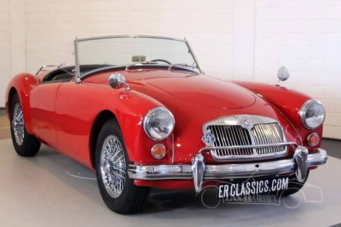 MG MGA Cabriolet 1960 a vendre