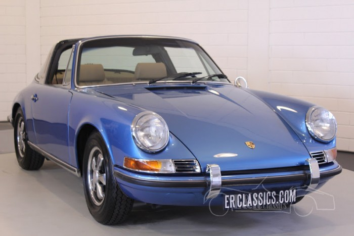 Porsche 911 T Targa 1970 a vendre