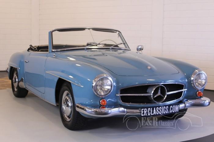 Mercedes Benz 190SL Cabriolet 1960 a vendre