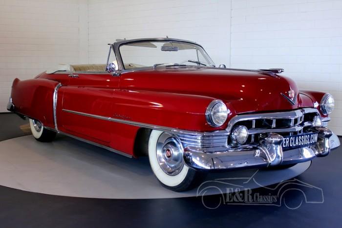 Cadillac Series 62 Convertible 1950 a vendre