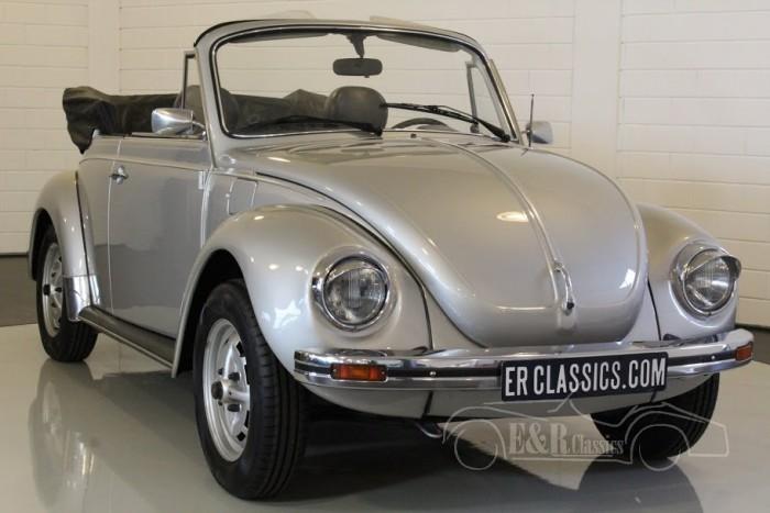 Volkswagen Beetle Cabriolet 1975 a vendre