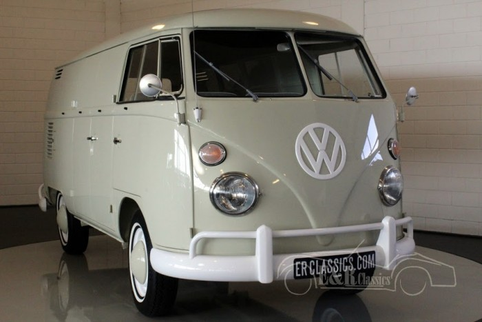 Volkswagen T1 Bus 1964 a vendre
