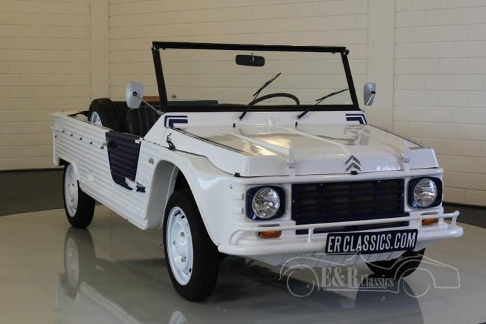 Citroen Mehari Cabriolet 1985 a vendre