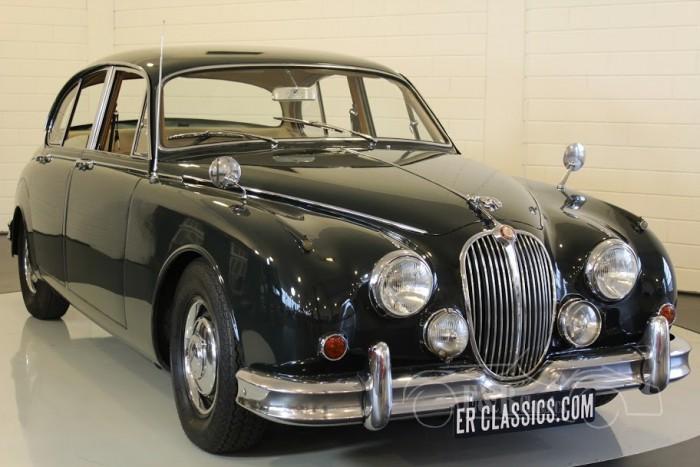 Jaguar MKII Saloon 1964 a vendre