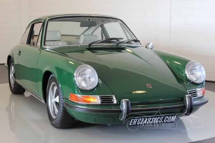 Porsche 911 E Coupe 1969 a vendre