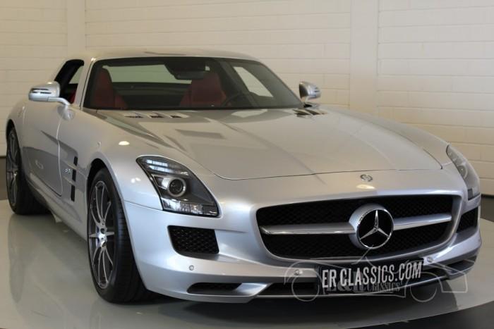 Mercedes Benz SLS AMG Coupe 2009 a vendre