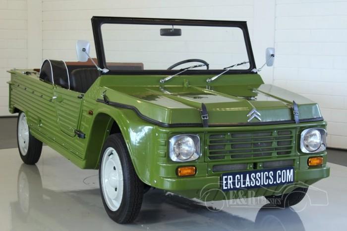 Citroen Mehari Cabriolet 1975 a vendre
