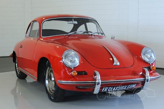 Porsche 356 C Coupe 1964 a vendre