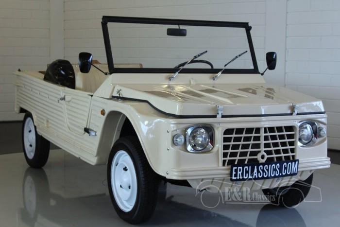 Citroen Mehari Cabriolet 1974 a vendre