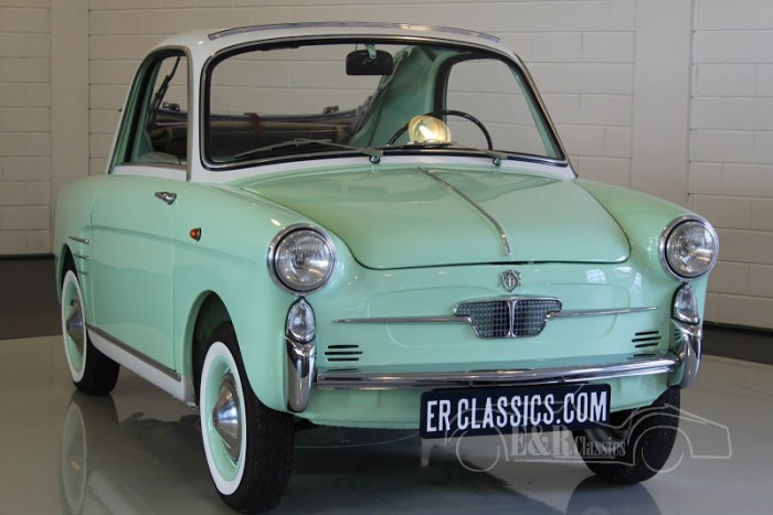 Autobianchi Bianchina Due Posti 1959 a vendre