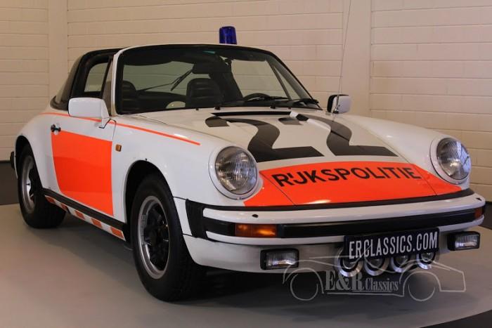 Porsche 911 SC Targa 1983 a vendre