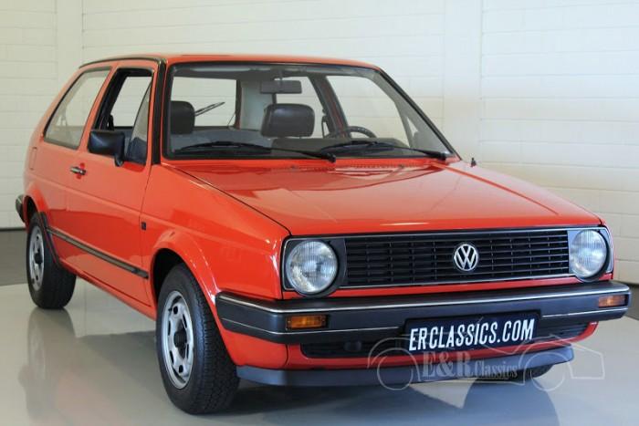 Volkswagen Golf II Hatchback 1984 a vendre