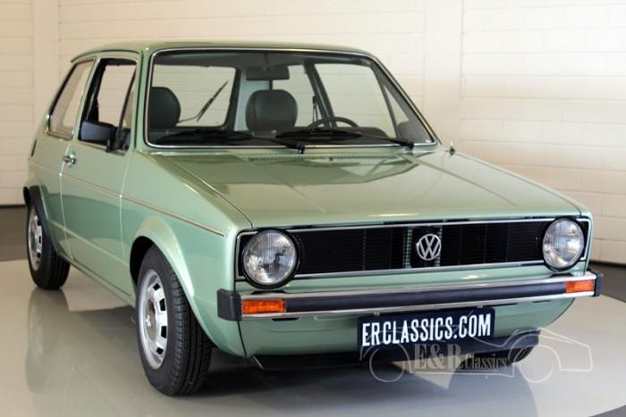 Volkswagen Golf S Hatchback 1980 a vendre