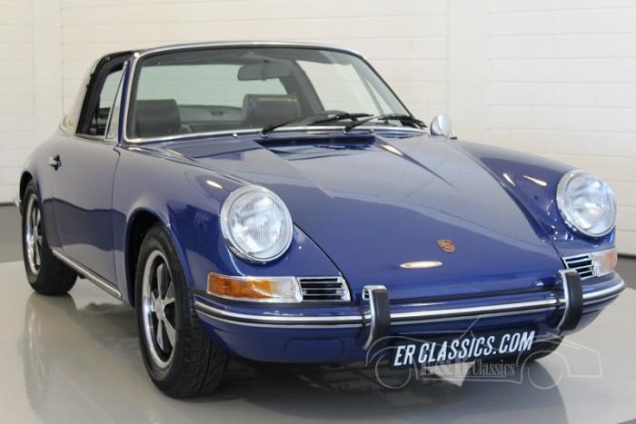 Porsche 911 T Targa 1969 a vendre
