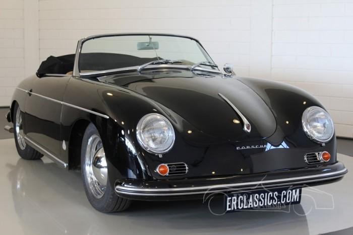Porsche 356 A Convertible D 1959 a vendre