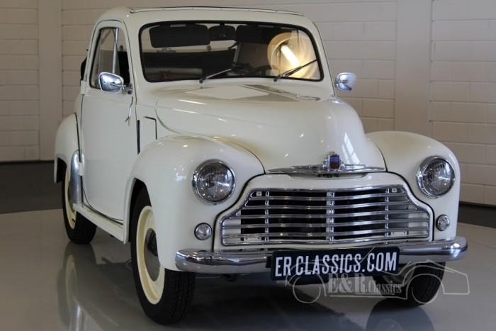 Simca Six Coupe 1949 a vendre