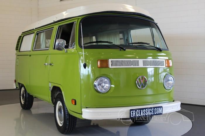 Volkswagen T2 Westfalia Camper 1973 a vendre
