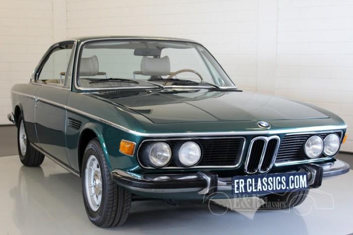 BMW 2800 CS Coupe 1971 a vendre
