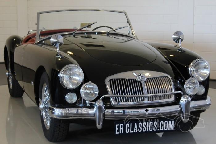 MG MGA 1600 Cabriolet 1960 a vendre