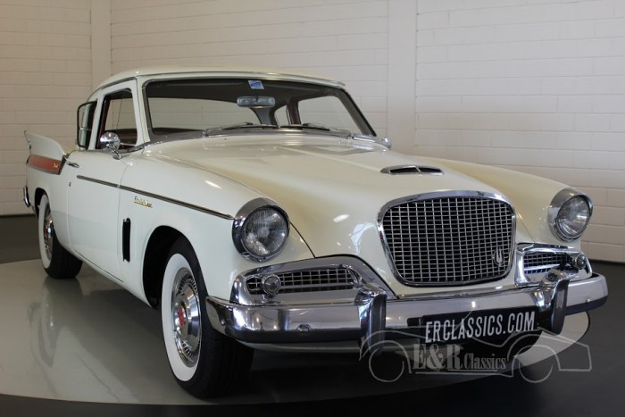 Studebaker Hawk Sports Coupe 1961 a vendre