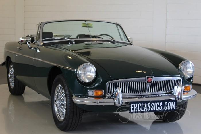 MG MGB Cabriolet 1969 a vendre