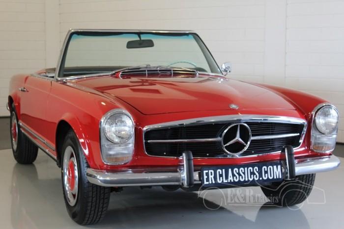 Mercedes Benz 230SL Pagode 1965 a vendre