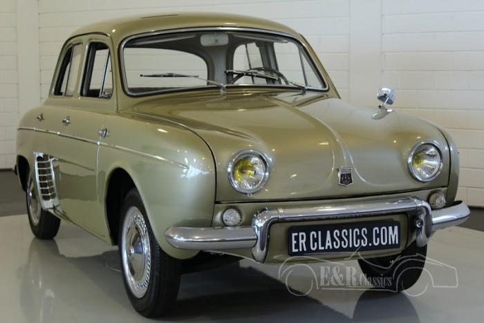 Renault Dauphine Sedan 1964 a vendre