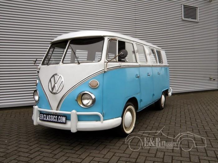 Volkswagen T1 Bus 1975 a vendre