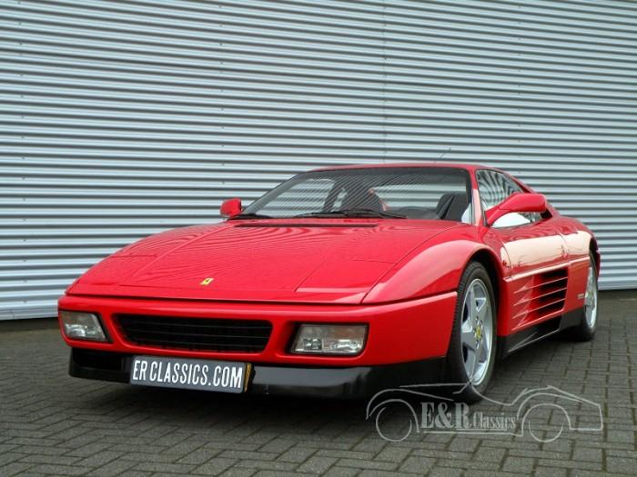 Ferrari 348 TB Coupe 1991 a vendre