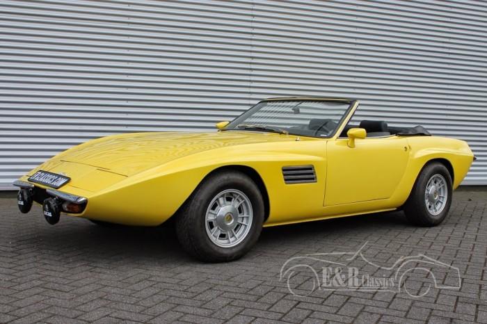 Intermeccanica Indra Spider 1972 a vendre