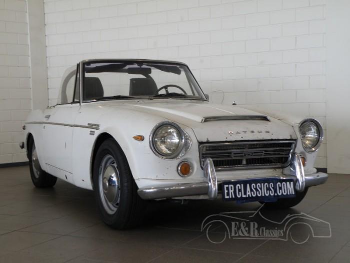 Datsun Fairlady Cabriolet 1969 a vendre