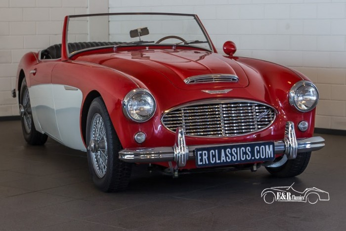 Austin Healey 100-6 Cabriolet 1958 a vendre