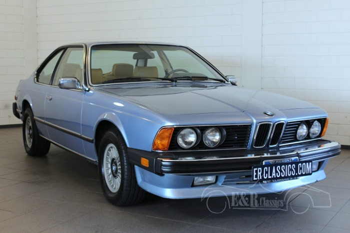 BMW 630 CSI Coupe 1977 a vendre