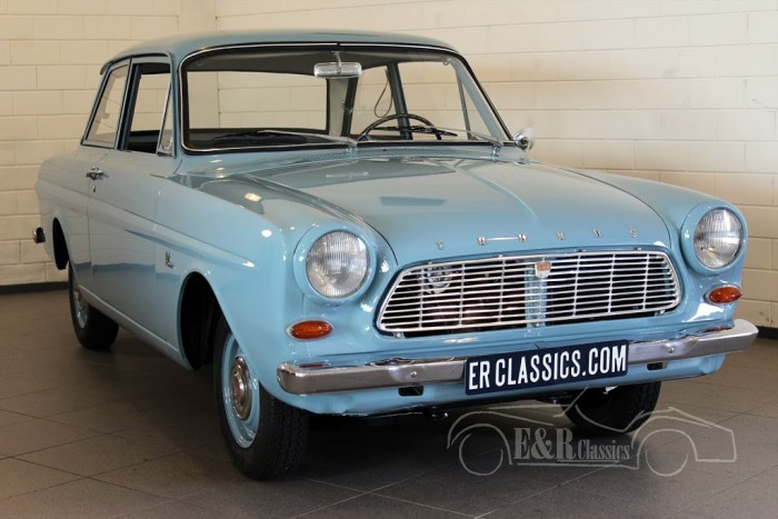 Ford Taunus P4 12M Coupe 1966 a vendre