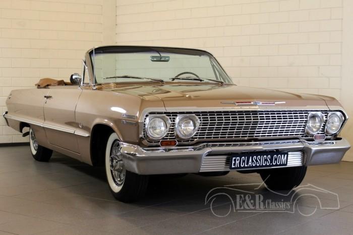 Chevrolet Impala SS Cabriolet 1963 a vendre