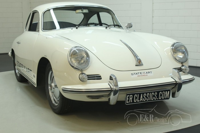 Porsche 356 B T6 1962 Coupe  a vendre