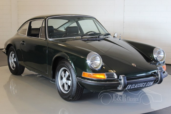 Porsche 911T coupe 1969 Matching Numbers a vendre